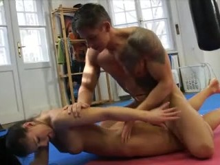 Boys getting toyed in the ass